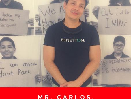 Mr. Carlos' Story