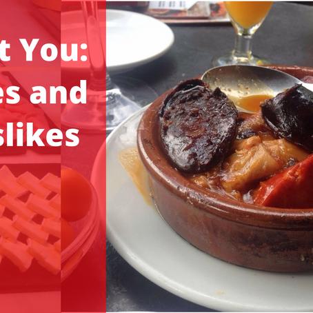 Lesson Blog: Likes and Dislikes + Nouns