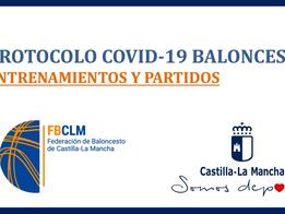 PROTOCOLO COVID-19 BALONCESTO