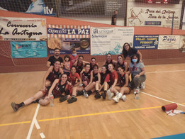 El Nacional Femenino pasa a las Gran Final del Trofeo JCCM Femenino 2021