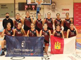 El Senior Femenino pasa a semifinales del Trofeo Femenino JCCM tras ganar a Cervantes