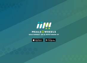 Meals on Wheels Grocery Delivery App