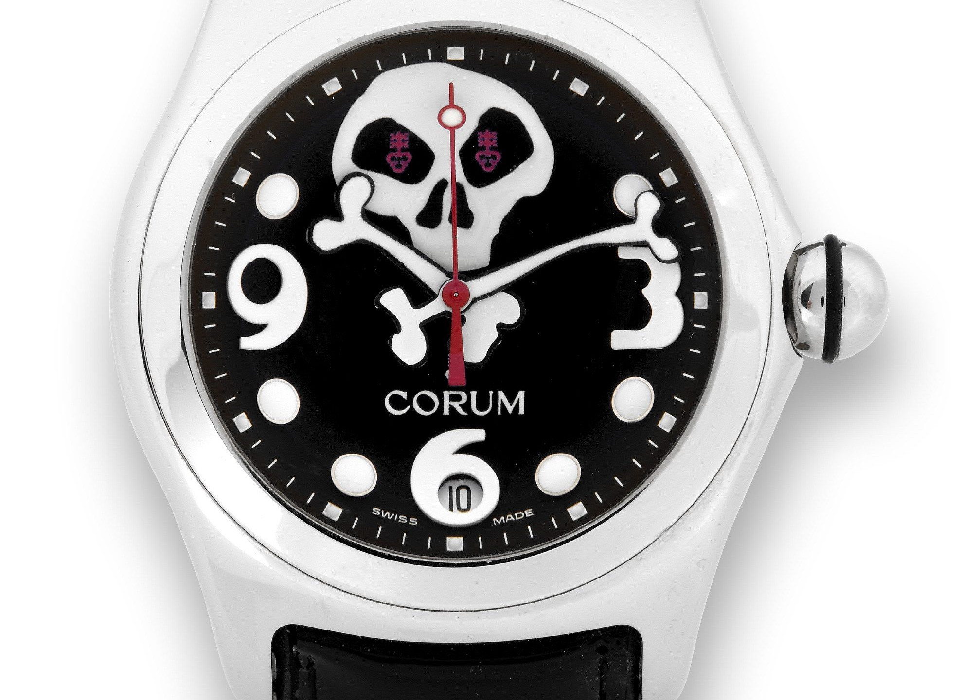 Corum Bubble Jolly Roger Limited Edition