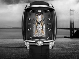 人生有多少个十年?Corum Golden Bridge金桥自动机芯迎来第一个十年