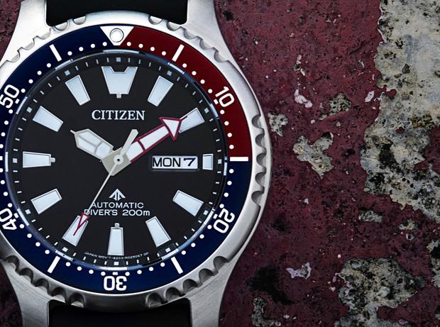 Citizen Asia Limited Promaster NY011新增功能强势回归
