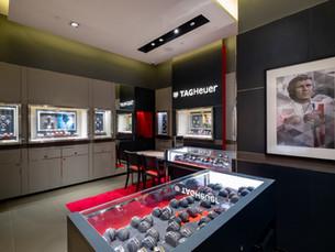 TAG Heuer马来西亚第6家新店落成