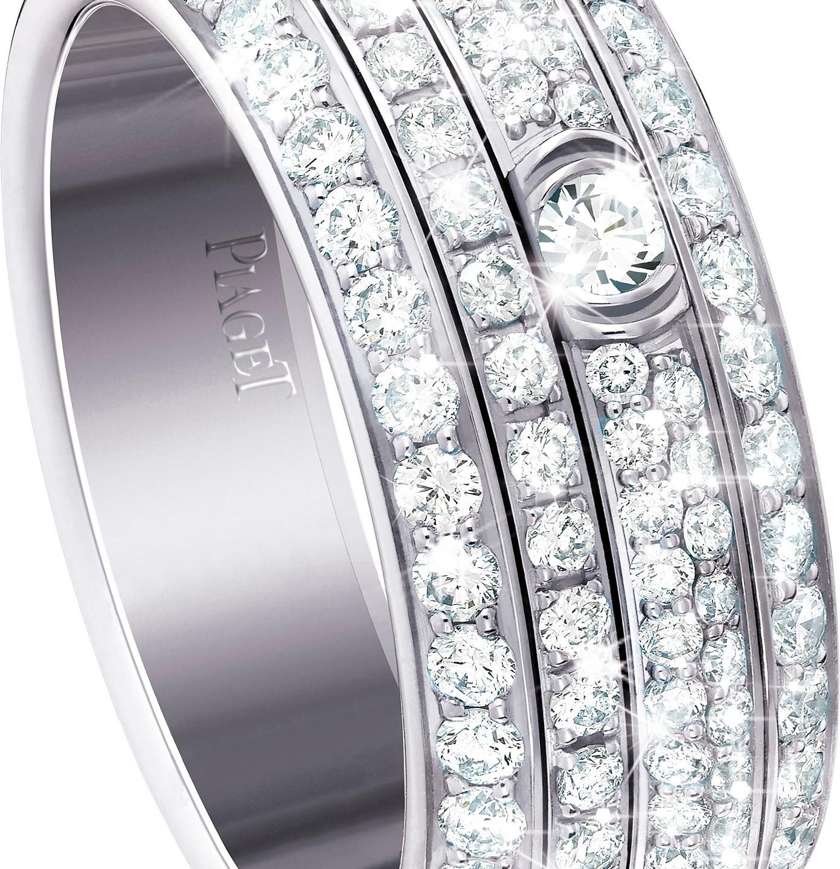 Possesion 18K 钻石戒指