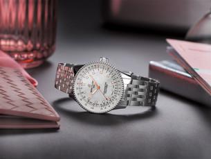 Breitling为讲究风格、行动和目标的女性设计航空腕表,欢迎对号入座