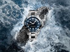 金秀贤选择了他最信任的腕表—Mido Ocean Star 600 Chronometer