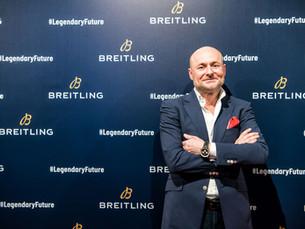Breitling为疫情奋战的人们打气