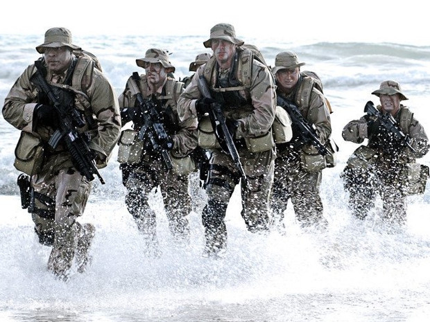 Luminox Navy SEAL 进化论