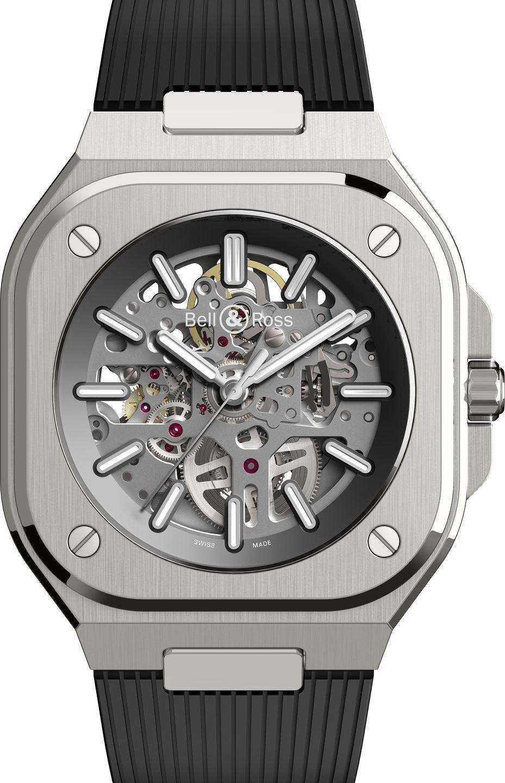 Skeleton Steel/ Rubber RM26,500