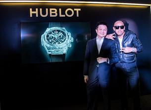 Hublot马来西亚欢迎首位品牌挚友