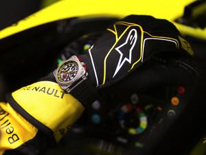 Bell & Ross与Renault Sport车队超越极限