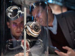 Swatch Flymagic 售价1,500瑞士法郎靠谱吗?