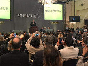 Only Watch 2017 拍卖结果