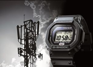 Casio G-Shock 35周年够tough!