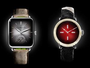 H. Moser & Cie说要捍卫机械腕表