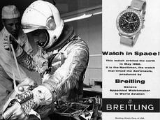 人类航天计划有腕表作伴