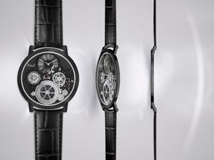 Piaget Altiplano Ultimate Concept超薄表款以2毫米表身刷新记录