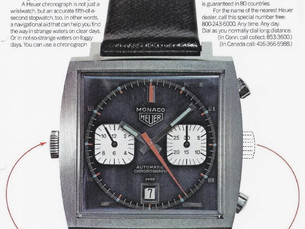 TAG Heuer致敬经典:五款Monaco限量版印证50年里程碑