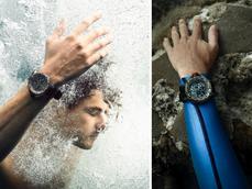 自由潜水世界冠军Arnaud Jerald戴着Richard Mille创纪录