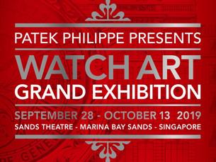 Patek Philippe表王的钟表艺术大展于新加坡举办