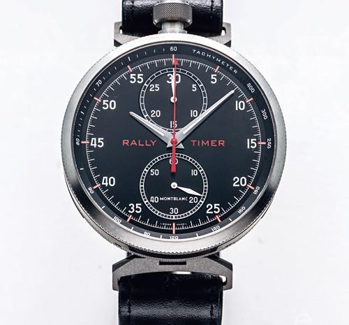 Montblanc TimeWalker真性情