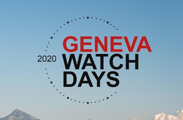 Geneva Watch Days会因为疫情而取消吗?