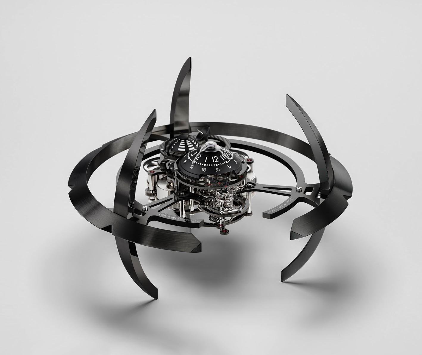 与L'Epée 1839携手推出Starfleet Machine(太空站)