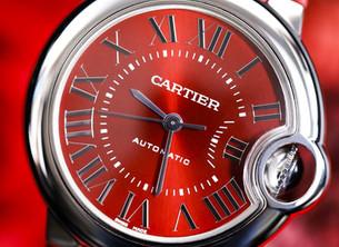 红色腕表为你开运带来好福气