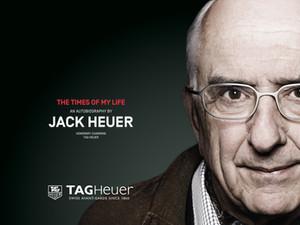 Jack Heuer钟表界的传奇人物