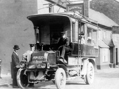 Great Western Railway Motor Bus