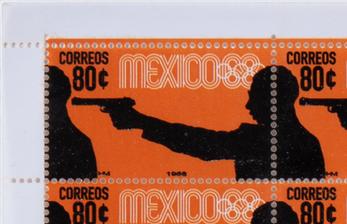 timbres preolimpicos