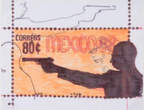 Boceto para Presidente, 1968