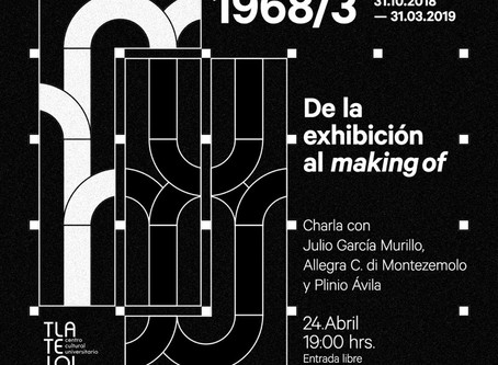 1968/3 De la exhibición al making of