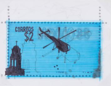 Boceto para Helicóptero, 1968