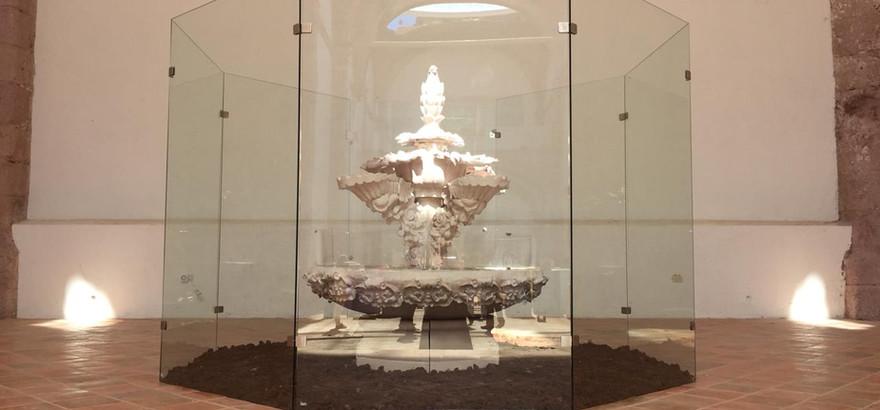 Mercury Fountain, Bienal FEMSA