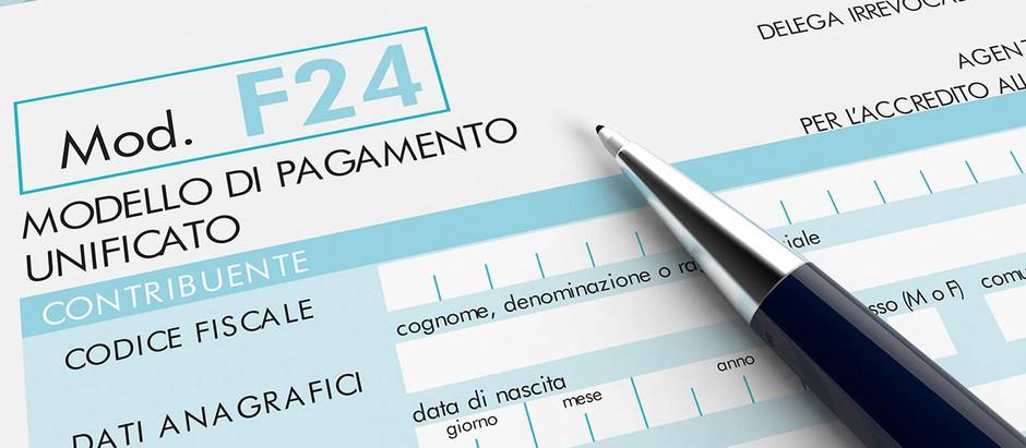 Conseguenze penali per il commercialista che invia un mod. F24 mendace all'Agenzia delle Entrate