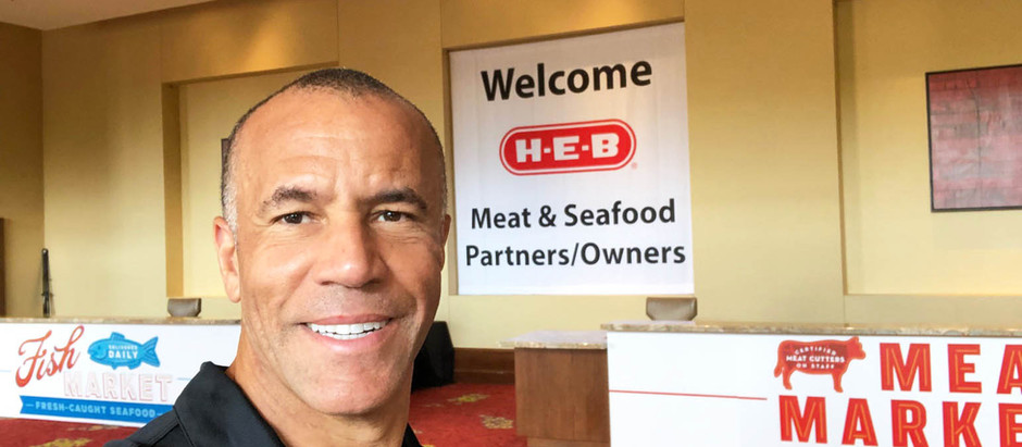 H-E-B Meat and Seafood Show         August 2019