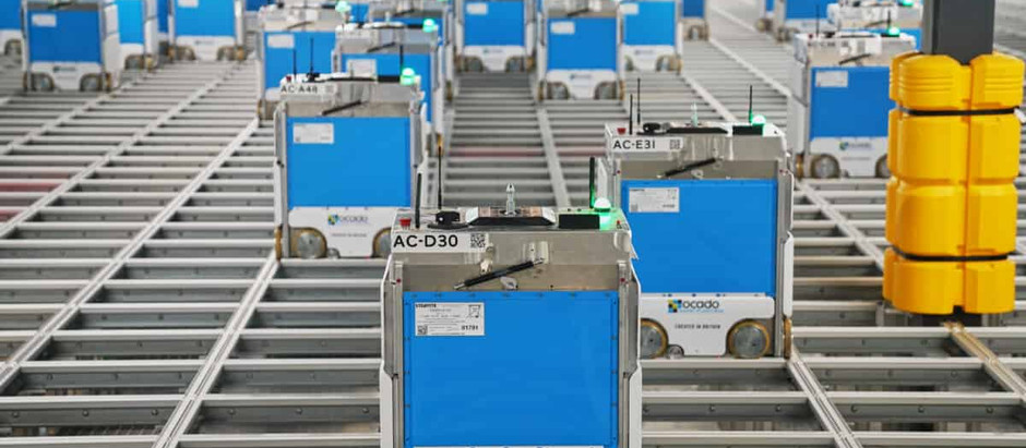 Kroger is launching the country's first Customer Fulfillment Center.