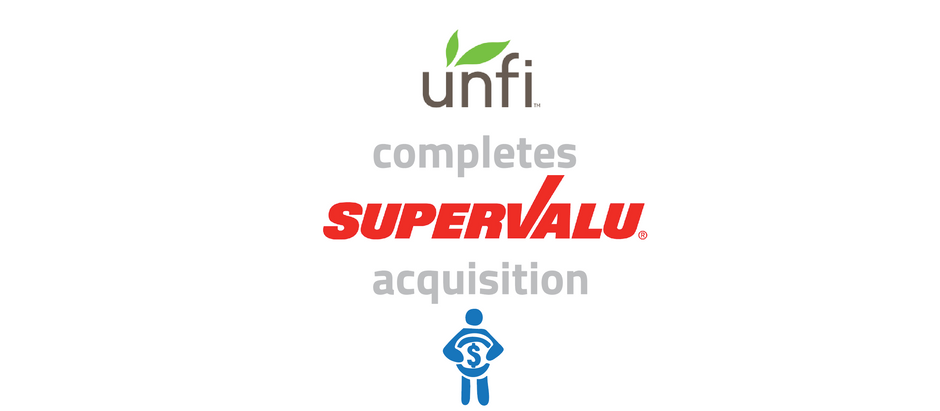 UNFI Finalizes Supervalu Acquisition