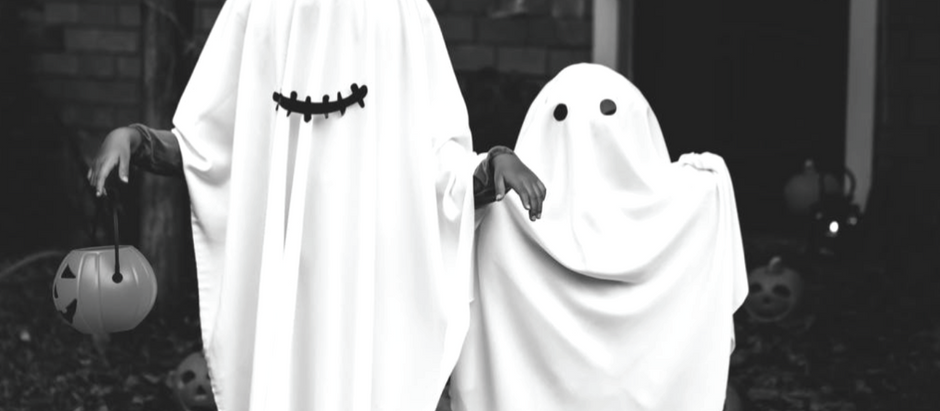 Why Halloween reminds us branding is important.