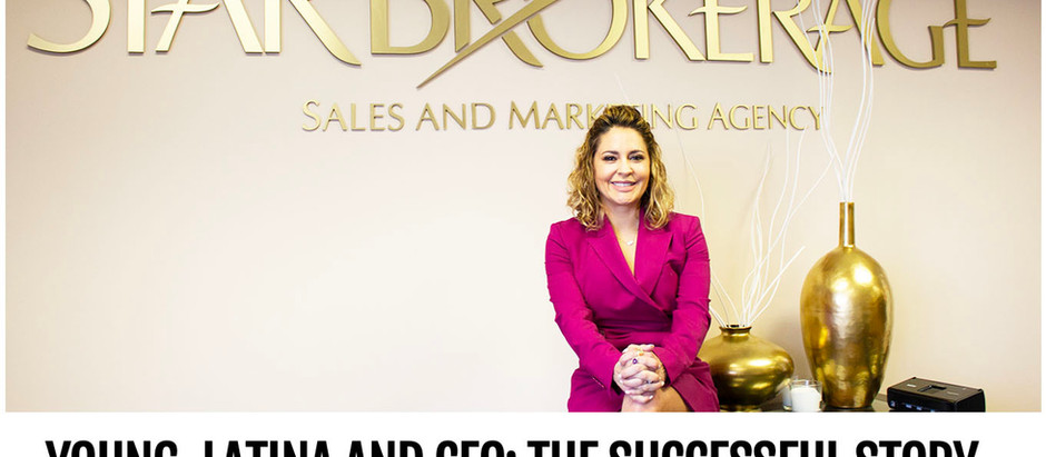 Check out the article and interview Abasto magazine published on our CEO, Elisabeth Holzheauser!