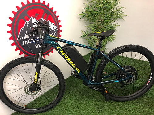ORBEA MX40 HIGH PERFORMANCE EBIKE 52V (TUNED)  2400W