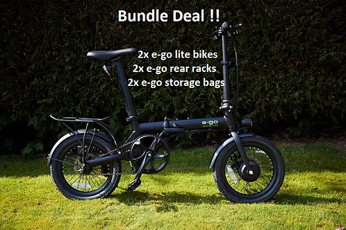 BUNDLE DEAL !! E-GO LITE BIKES