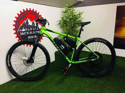 PERFORMANCE 52v 1750W CANNONDALE TRAIL FAST ELECTRIC MOUNTAIN EBIKE