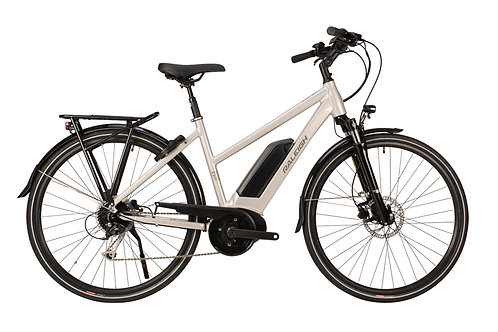 RALEIGH GT LOWSTEP HUB TOURING E-BIKE ( 2/3 days delivery into store) )