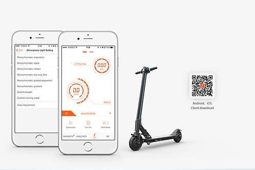 INMOTION E-SCOOTER L8D