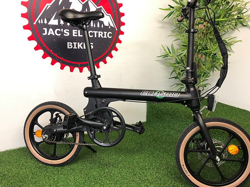 ECOSMOBIKE 36V ELECTRIC  EBIKE PART FOLDING